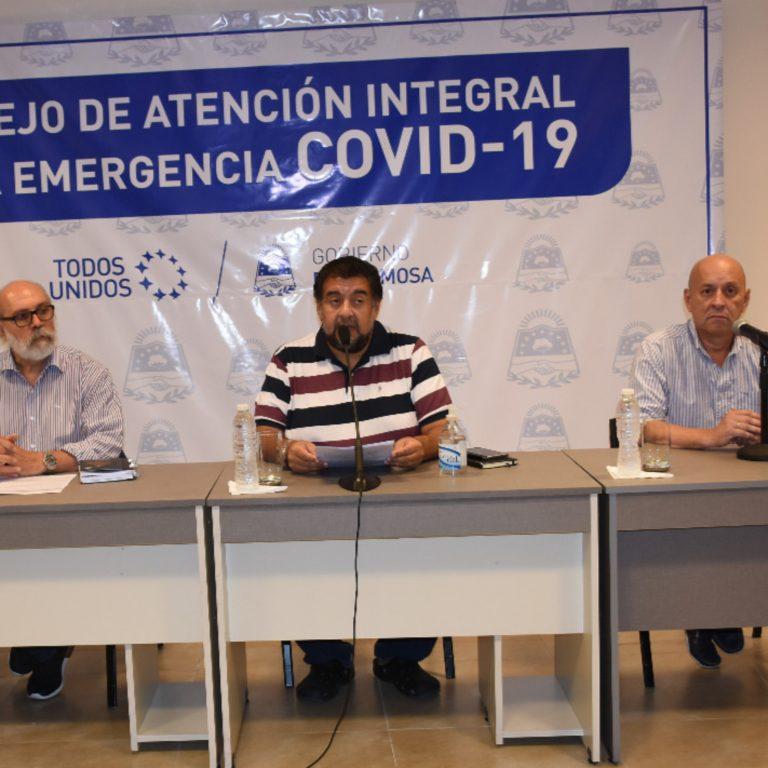 PARTE OFICIAL DEL GOBIERNO DE FORMOSA
