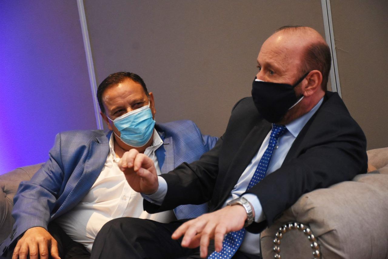 """Quintela: """"Gildo Insfrán es el gobernador más exitoso"""" en el manejo de la  pandemia   Agenfor"""